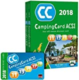 CampingCard 2018 GPS 20 countries - set of two books