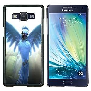 """For Samsung Galaxy A5 ( A5000 ) 2014 Version Case , Pájaro del ángel"""" - Diseño Patrón Teléfono Caso Cubierta Case Bumper Duro Protección Case Cover Funda"""