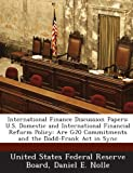 International Finance Discussion Papers, Daniel E. Nolle, 1288724357