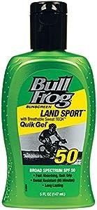 BullFrog Land Sport Quik Gel Sunscreen, SPF 50