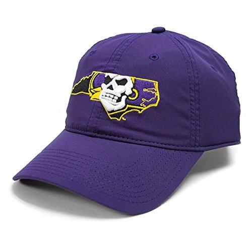 East Carolina Purple Pirate State of Mind Dri-fit Cap ECU