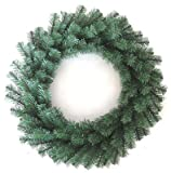 EQUINOX 2 INC Equinox 2 CAN-406-24 Unlit Artificial Wreath, 24-In. - Quantity 12