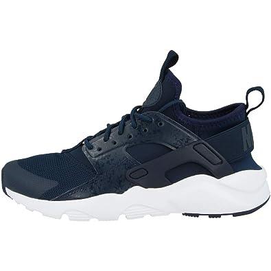 new style 04649 68b82 Nike Air Huarache Run Ultra GS, Chaussures d Athlétisme garçon, Multicolore  Obsidian