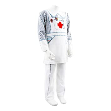 Disfraz Pijama Krankenschwester Para Ninos Con 5 6 Anos De