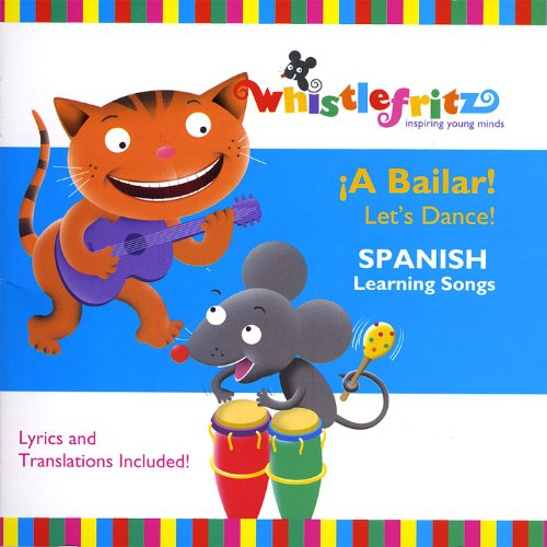 ¡A Bailar! Let's Dance! (Spanish learning songs for kids/Canciones infantiles) ()