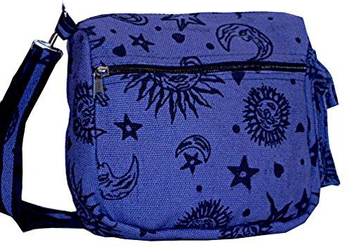 Singles Shoulder Bag (Blue) - 2