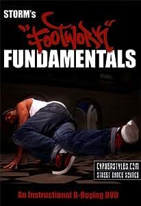 Storm's Footwork Fundamentals