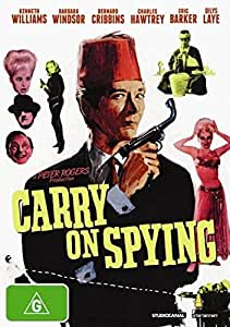 Carry On Spying [Region 4]