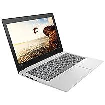 """Lenovo 120S-11IAP Portatile con Display da 11.6"""" HD TN, Processore Intel Celeron N3350, RAM 4 GB, 32 GB eMMC, Scheda Grafica Integrata, S.O. W10 Home, Bianco"""