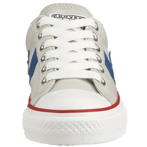 Converse Star Hi Graphics, Sneaker Unisex – Adulto Cloud Grey/Royal