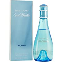 Cool Water By Zino Davidoff For Women Deodorant Spray (3.4 Oz)