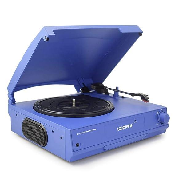 SMDFDN Tocadiscos, Correa de transmisión 33/45/78 RPM LP de Vinilo ...