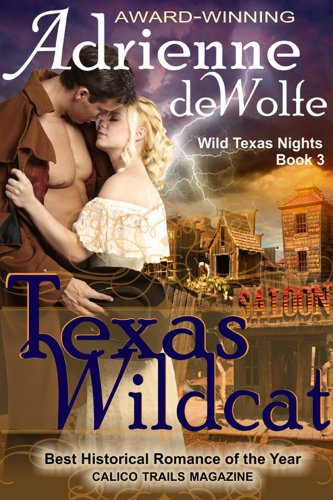 Texas Wildcat (Wild Texas Nights, Book 3) cover