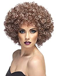 Smiffys Women's Afro Wig Natural