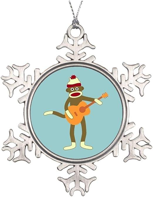 Cukudy - Guitarra acústica para árbol de Navidad, diseño de Copo ...