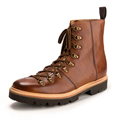 6d35ab76881 Grenson Brady Tan Hand Painted Mens Ski Boot  Amazon.co.uk  Shoes   Bags