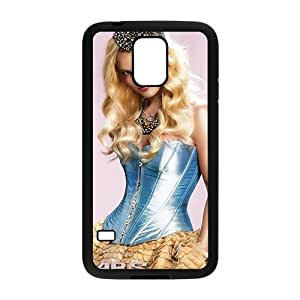 WAGT Britney Spears Design Pesonalized Creative Phone Case For Samsung Galaxy S5