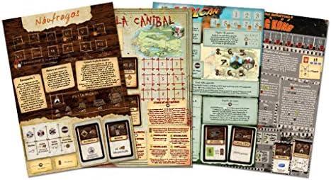 Edge Entertainment EDGRC01- Robinson Crusoe, Aventuras en la isla maldita , color/modelo surtido: Amazon.es: Juguetes y juegos