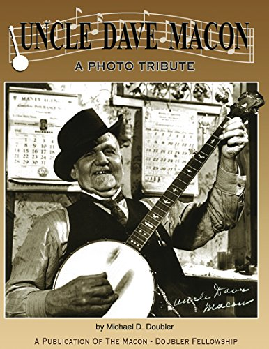 Uncle Dave Macon: A Photo Tribute