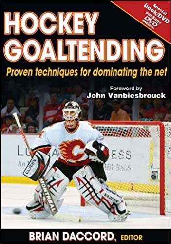 Hockey Goaltending Brian Daccord 9780736074278 Amazon Books