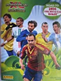 Panini 2014 ROAD To World Cup Brazil Adrenalyn Soccer Cards 50 Packs