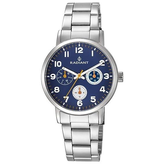 Reloj Radiant FUNTIME RA448702 Niño Azul Multifunción: Amazon.es: Relojes