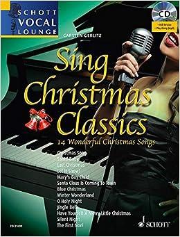 Weihnachtslieder Gesang.Sing Christmas Classics 14 Wundervolle Weihnachtslieder Gesang