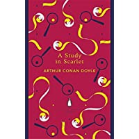 A Study in Scarlet (The Penguin English Library)