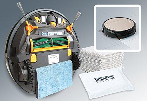 Ecovacs Deebot D83 Robotic Vacuum Cleaner Buy Online In
