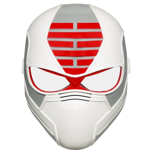 Costume Quest Plot (G.I. Joe Retaliation Storm Shadow Ninja Mask)