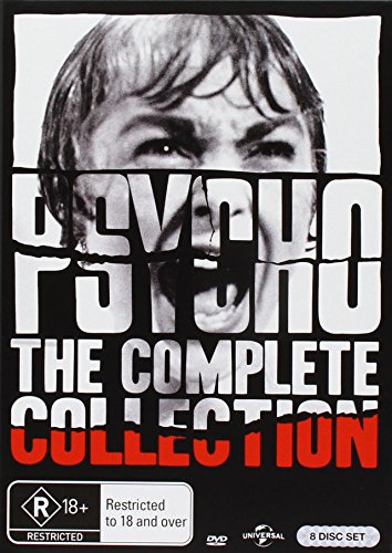 Psycho (Complete Collection) - 8-DVD Box Set
