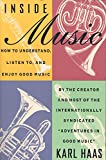 img - for Inside Music: How to Understand, Listen to, and Enjoy Good Music book / textbook / text book