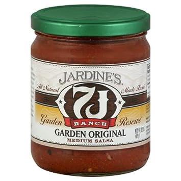 Jardines Salsa Med Garden Orgnl