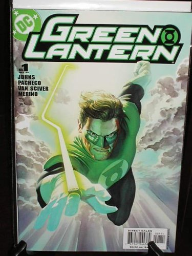 Airborne (Green Lantern #1, Volume #3)
