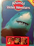 Animal Sticker Adventures, Kids Discovery Staff, 0525468137