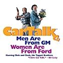 Car Talk: Men Are from GM, Women Are from Ford Audiobook by Tom Magliozzi, Ray Magliozzi Narrated by Tom Magliozzi, Ray Magliozzi