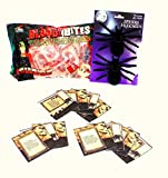 Halloween Scavenger Hunt Kit for Your Party Activity Game for 4th Grade - Teens