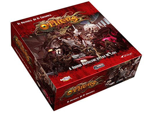 The Others: 7 Sins Board Game by CMON