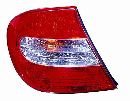Depo 312-1938L-AF Toyota Camry Driver Side Tail Light Assembly