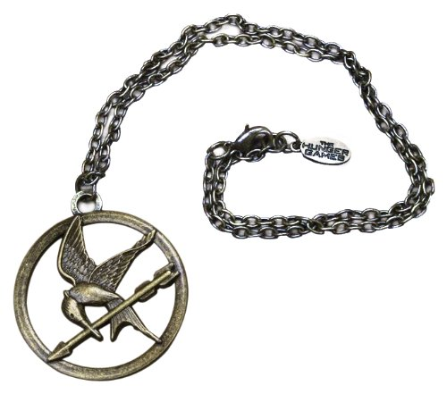 Hunger Games Necklace Single Mocking