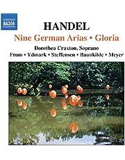Handel: 9 German Arias; Gloria