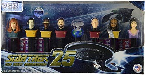 Star Trek PEZ Dispensers Collectors Series