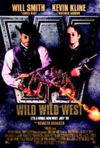 wild wild west poster will smith