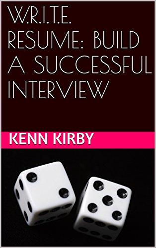 Amazon WRITE RESUME BUILD A SUCCESSFUL INTERVIEW EBook