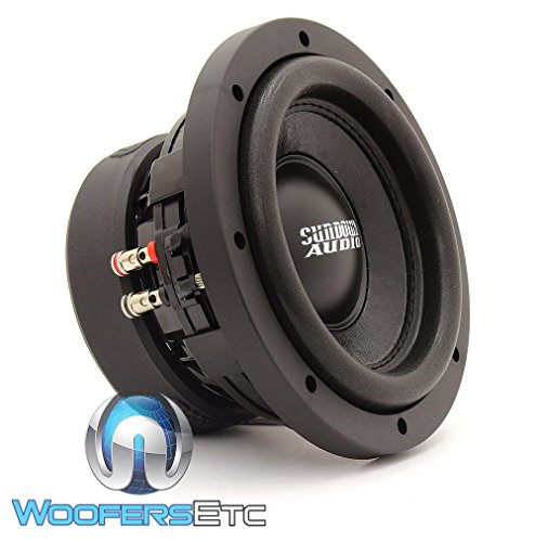 Sundown Audio SA-6.5 SW D2 6.5″ 200W Dual 2-Ohm SA Series Subwoofer