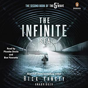 The Infinite Sea Hörbuch