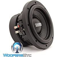 Sundown Audio SA-6.5 SW D4 6.5 200W Dual 4-Ohm SA Series Subwoofer