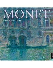 Monet 2021 Wall Calendar