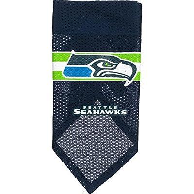 Seattle Seahawks Dog Bandana