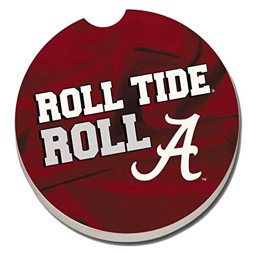 University Alabama Fan Coaster CounterArt